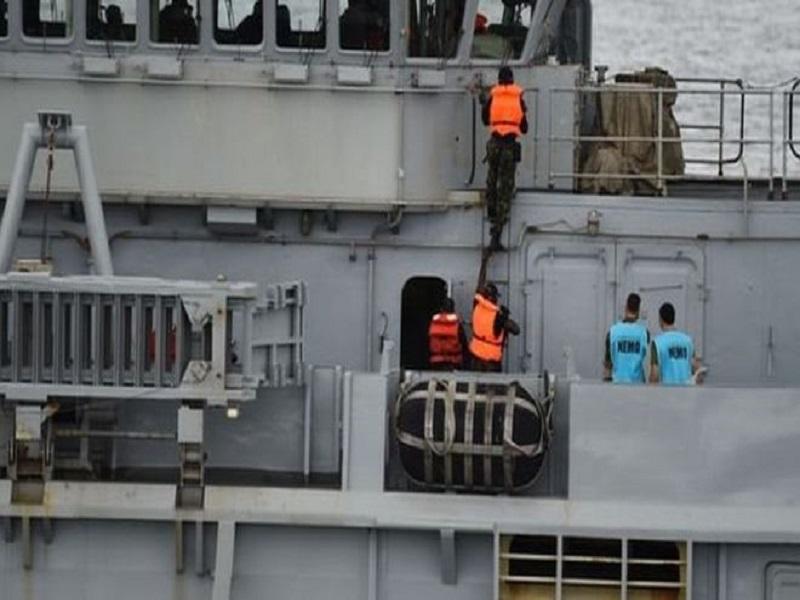 Des marins enlevés par des pirates au Togo