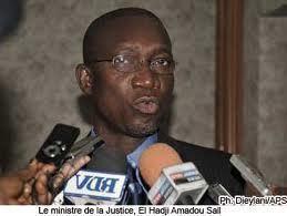 """Direct présidentielle 2012 - Me El Hadj Amadou Sall à propos des nervis : """"Ils assurent notre sécurité"""""""