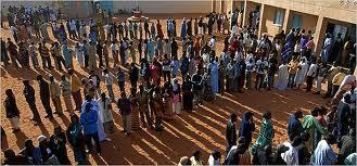 Mélégué Traoré, chef de la mission d'observation de l'UEMOA se dit « agréablement surpris » par la tenue du scrutin