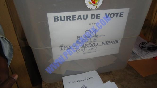 Sénégal - Résultats de la présidentielle 2012 en direct sur PressAfrik.com
