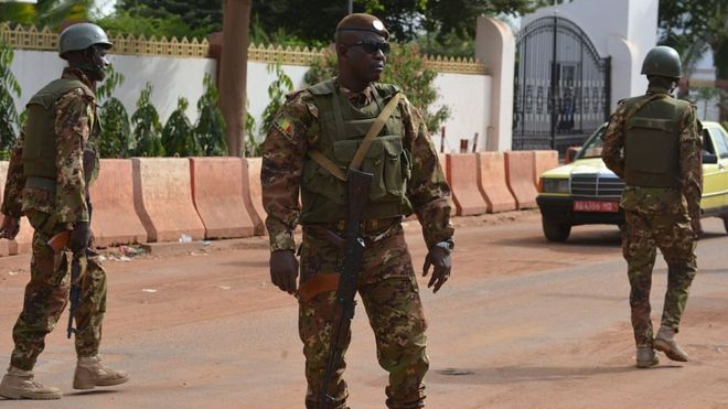 Plaidoyer pour un soutien à l'armée malienne
