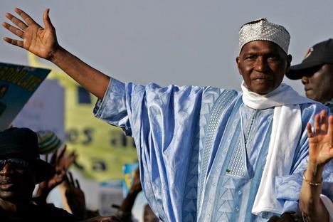 Résultats Goudiry présidentielle 2012: Wade devance Macky, Tanor et Niasse