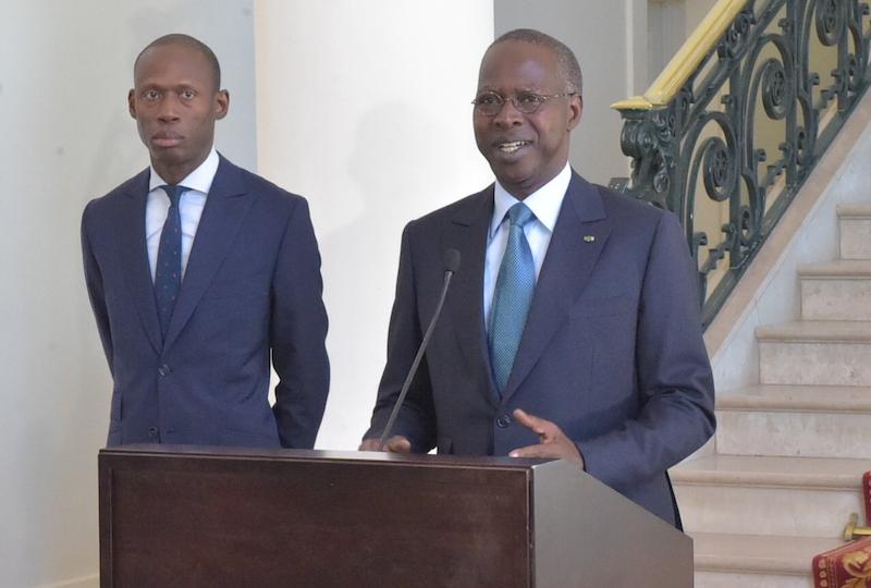 Règlement de comptes au Palais: Boune Abdallah Dionne et Maxime Simon Ndiaye à couteaux tirés