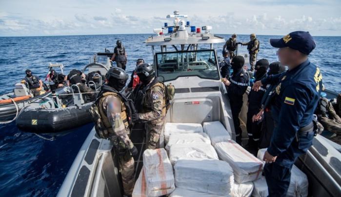 Saisie record de 750 kilos de cocaïne au large de Dakar : un autre suspect arrêté