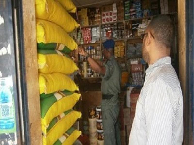 Kaolack : plus de trois tonnes de denrées impropres à la consommation saisies