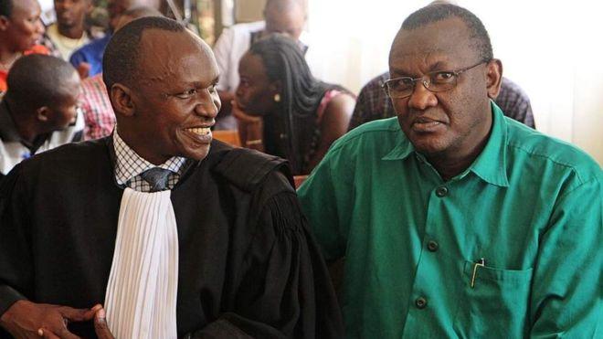 Des députés britanniques demandent à Kagamé de libérer deux détenus rwandais