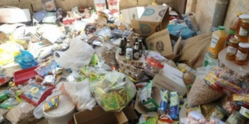 Au total, 537 kilogrammes de produits impropres à la consommation saisis à Tivaouane