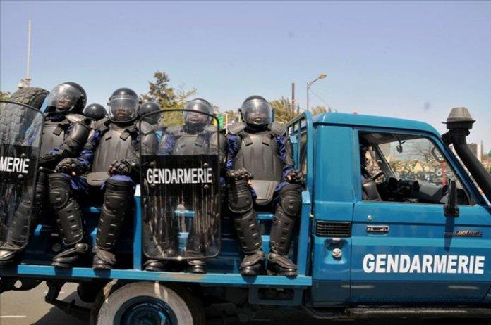 Mawlid à Madinatoul Salam: plusieurs dizaines de gendarmes mobilisés sur les lieux