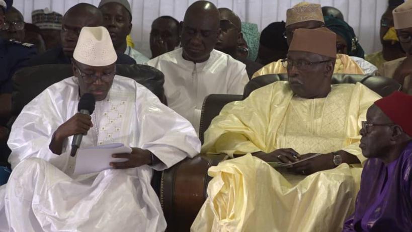 Expansion des actes contre-natures: le khalife général des Tidianes tient pour responsable l'Etat du Sénégal