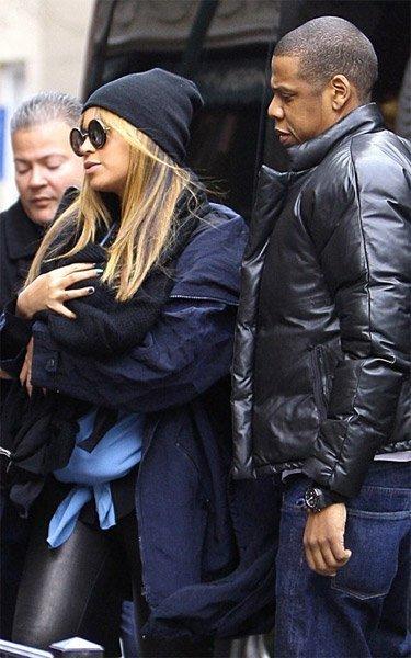 Beyoncé et Jay-Z s'envolent direction l'Europe
