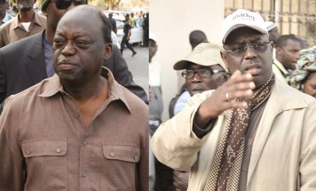 """Second tour Présidentielle 2012: Niasse soutient Macky et promet: """"Le Sénégal va changer dans quelques semaines"""""""