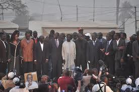 Premier tour du scrutin Présidentiel : Ces personnalités qui n'ont pas honoré le devoir citoyen
