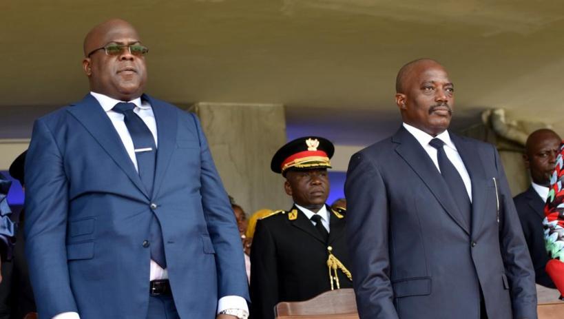 RDC: nouvelle poussée de tensions au sein de la coalition au pouvoir
