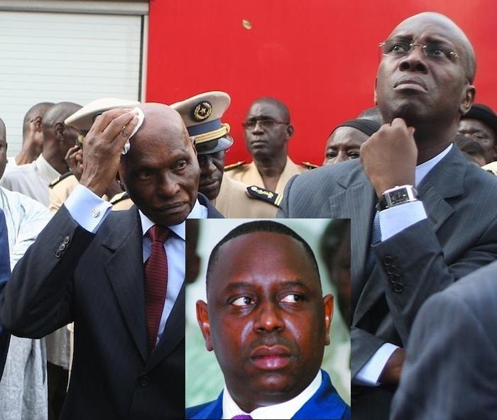 Exclusif - Souleymane Ndéné Ndiaye tancé et menacé par Wade après un coup de fil à Macky Sall
