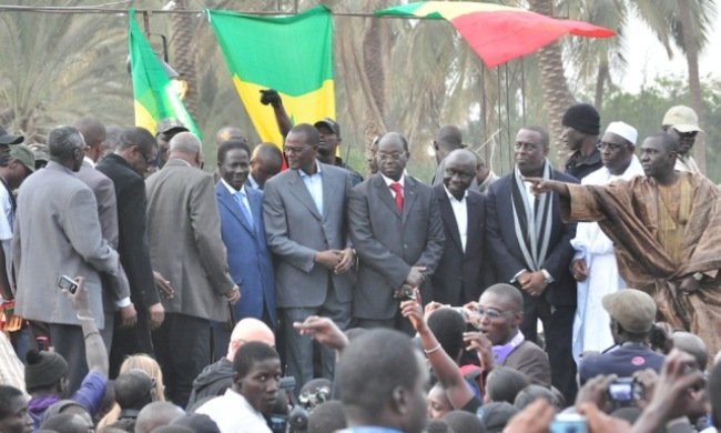 """Présidentielle au Sénégal : Manifestation du M23 en hommage aux """"martyrs"""" reportée sine die"""