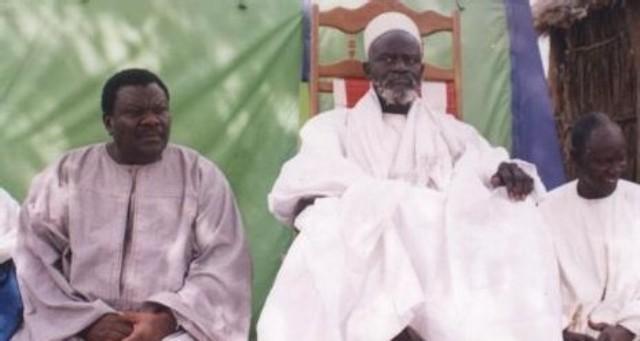 Extraits d'un discours de Cheikh Saliou Mbacké, cinquième Calife des mourides: Précisant sa position sur les questions politiques