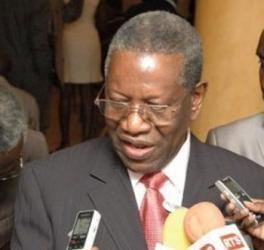 Second tour Présidentielle 2012: Adama Sall vote Macky