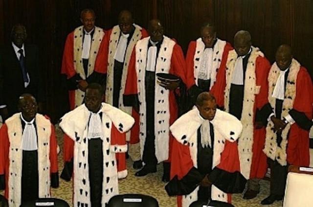 Le Conseil constitutionnel publie les résultats définitifs du premier tour ce mardi