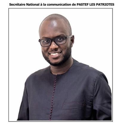 Trêve de diversion Monsieur le ministre Abdoulaye Diouf Sarr, vous nous rendez malades ! par El Malick Ndiaye de Pasteef