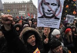 Pour absence de second tour, l'opposition russe n'abandonne pas et appelle à de nouvelles manifestations