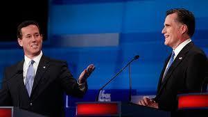 """Un """"Super Tuesday"""" aux allures de duel entre Romney et Santorum"""