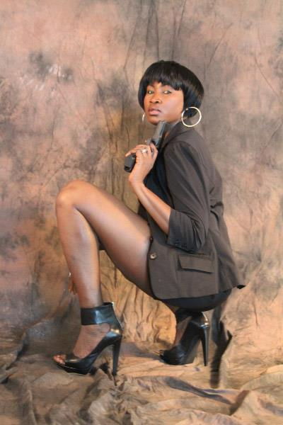 Binta Goudiaby, actrice sénégalaise nominée aux « NAFCA 2012 »