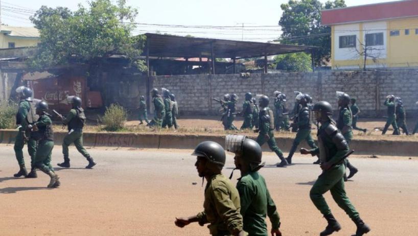 Pour Amnesty, les voyants sont rouges en Guinée en matière de droits humains