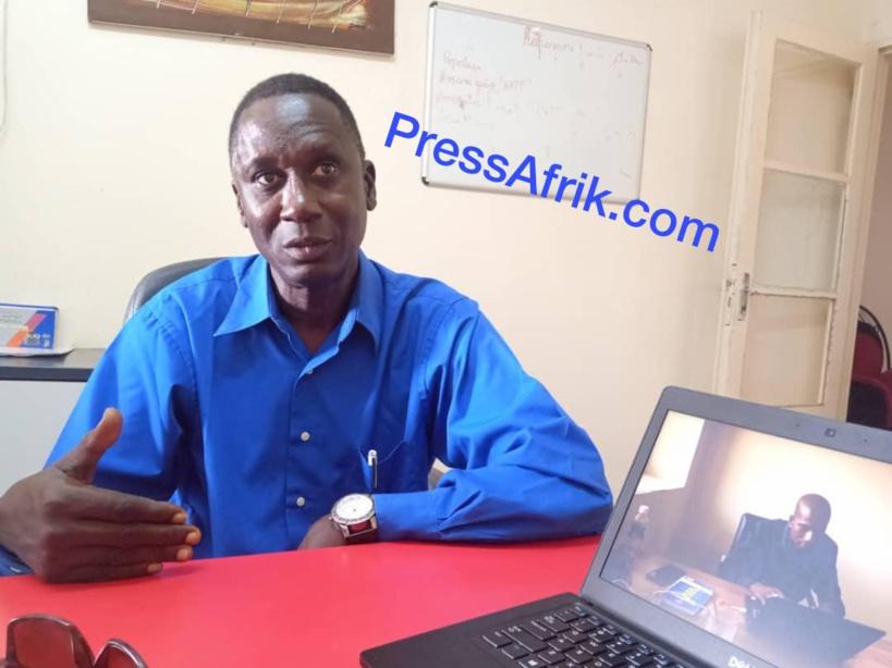 Gambie: Ebou Waggeh, réalisateur d'un documentaire retraçant des crimes commis par Yaha Jammeh