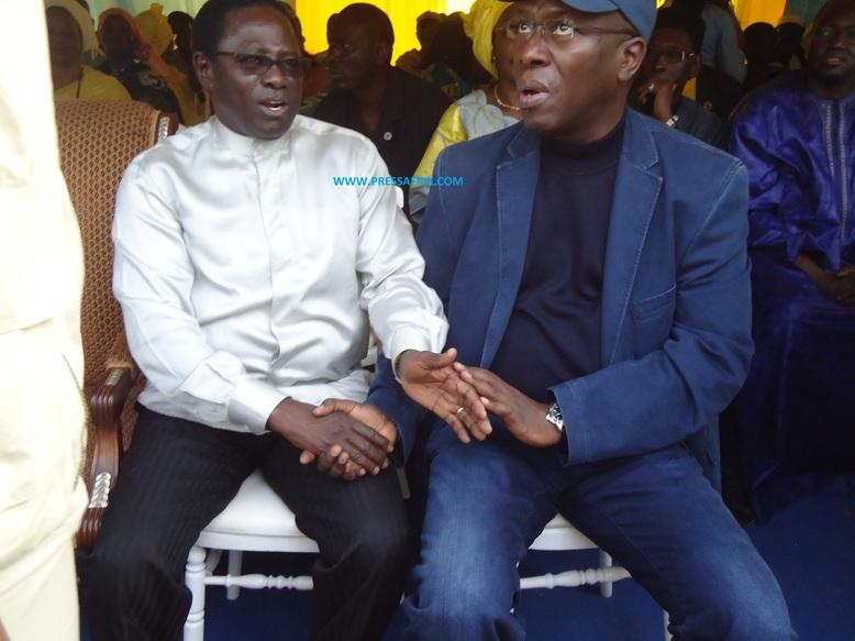 Réunion du comité de pilotage des élections de Me Wade : Boycott de Souleymane Ndéné Ndiaye?