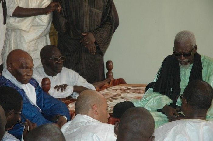 Pleurs de Serigne Bara Dolly Mbacké : A-t-il vu la défaite Wade ?
