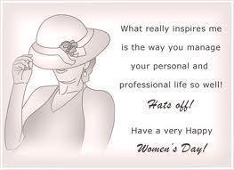 Historique de la journée internationale de la femme