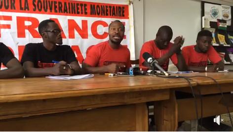 Les raisons de la visite du gouvernement français au Sénégal, selon Frapp France Dégage