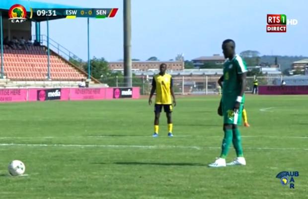 Dernière minute : le match Eswatini vs Sénégal arrêté en raison de la pluie