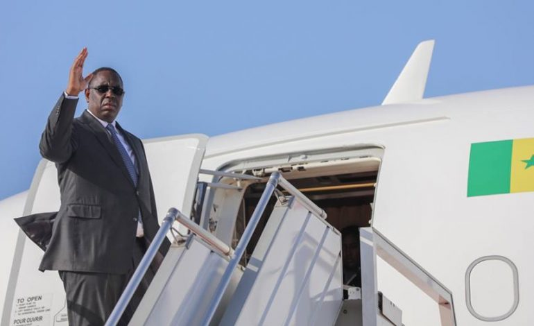 Macky Sall s'envole pour Ankara lundi où il prendra part à la conférence de Berlin sur le Compact avec l'Afrique