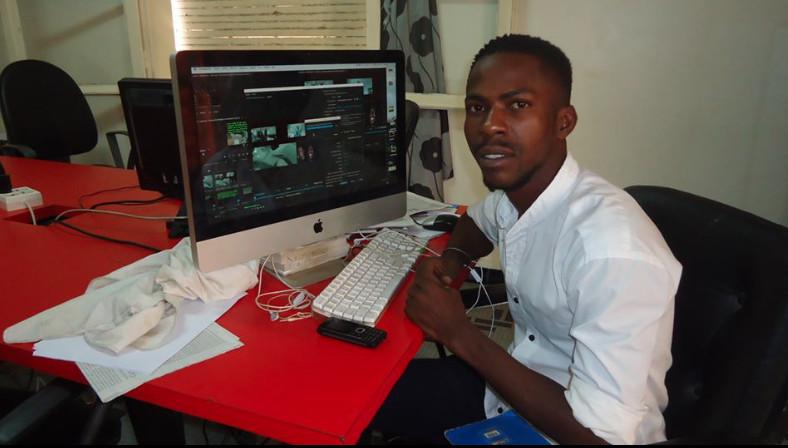 PressAfrik en deuil: Ibrahima Guindo, responsable du service images est parti