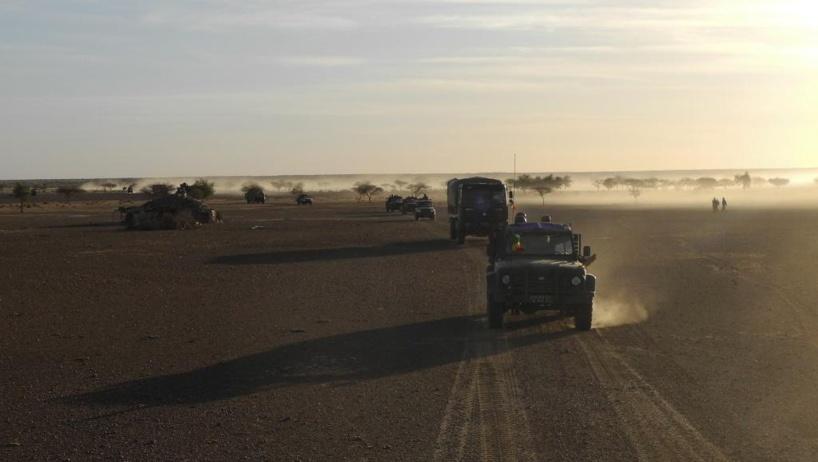 La force du G5 Sahel affirme avoir mené une opération «d'envergure» au Mali