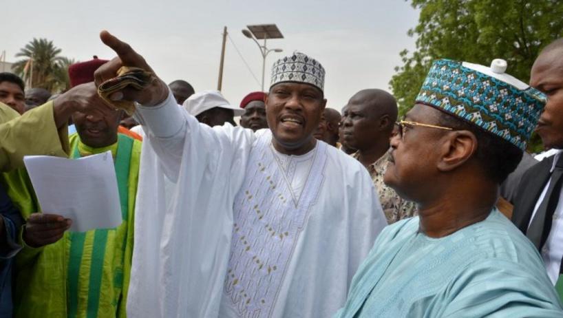 Au Niger, l'opposant Hama Amadou est de retour en prison