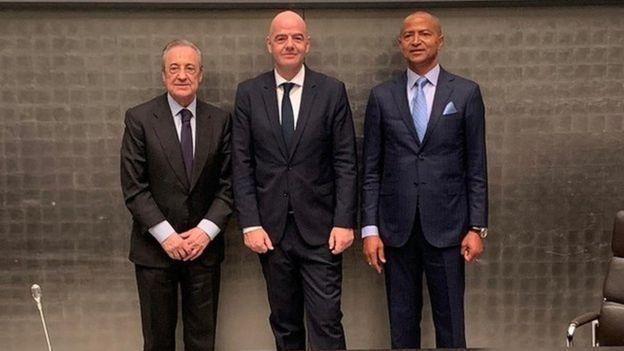 La Fifa nomme Moise Katumbi vice-président de l'Association mondiale des clubs de football