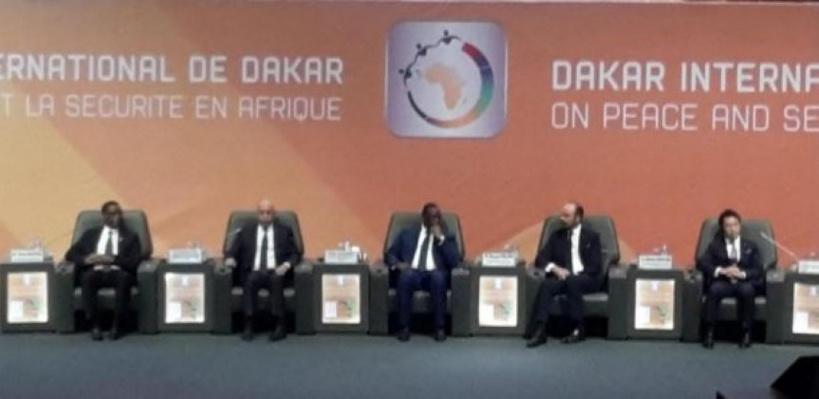 Le Forum international sur la paix et la sécurité en Afrique s'ouvre à Dakar