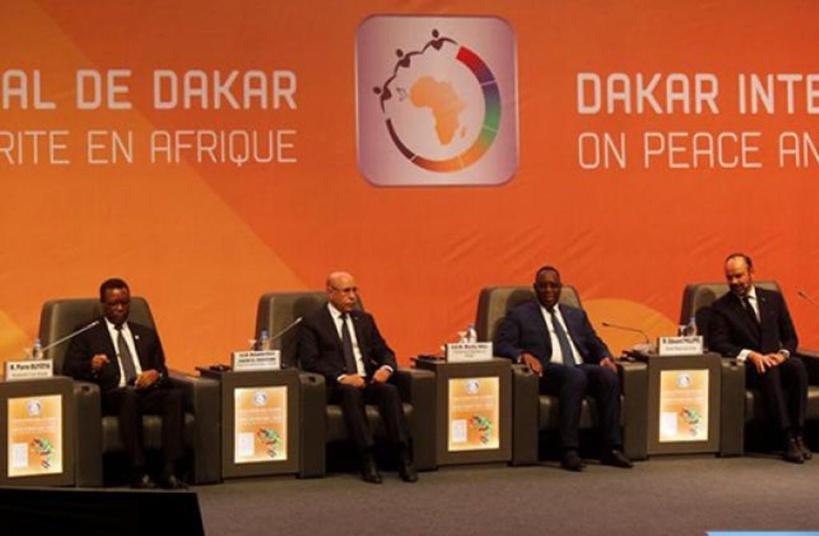 Forum international sur la paix et la sécurité : « Nous sommes tous menacées » (Macky Sall)