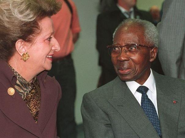 Nécrologie : la veuve du président Léopold Sédar Senghor est décédée