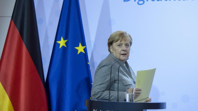 Merkel reçoit à Berlin les investisseurs soucieux de s'implanter en Afrique