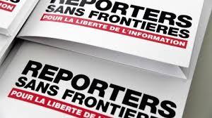 Reporters sans frontières s'associe à l'E-jicom pour distinguer le meilleur article sur  la liberté de la presse