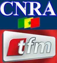 Le CNRA adresse une mise en demeure à la TFM