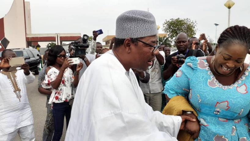 Bénin: Boni Yayi n'a pas rencontré Patrice Talon