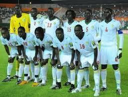Sénégal-Londres 2012 :16 locaux et 6 expatriés contre le Mexique, le 17 mars