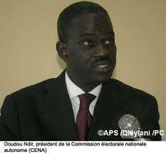 Retard dans la mise à disposition des fonds pour le second tour : Le président de la CENA interpelle le ministre de l'Intérieur