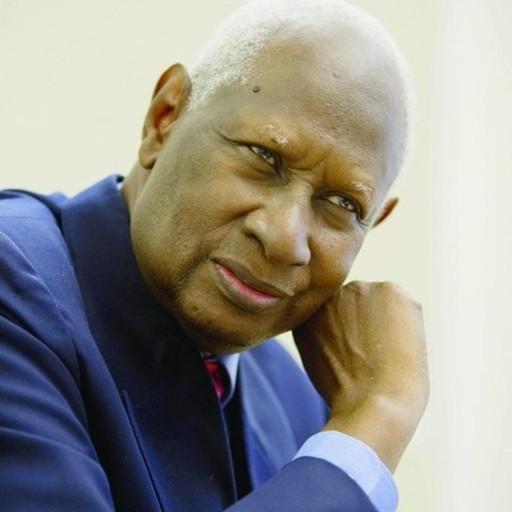 L'ancien Président Abdou Diouf à Dakar pour les obsèques de Colette Senghor