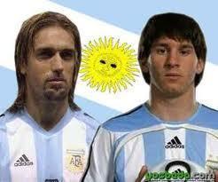 Batistuta : «Messi, l'exemple à suivre»