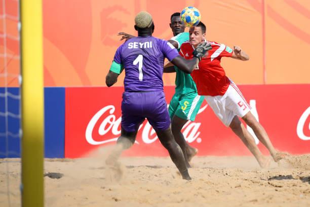 Mondial Beach Soccer: le Sénégal passe à côté d'une victoire devant la Russie (7-8)